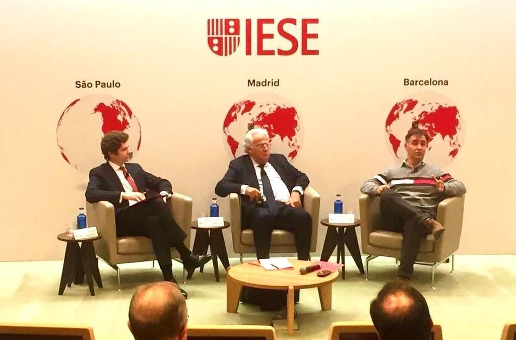 """IESE's """"Ciclo Legal Talk"""" kicks off with our Firm as guest expert"""