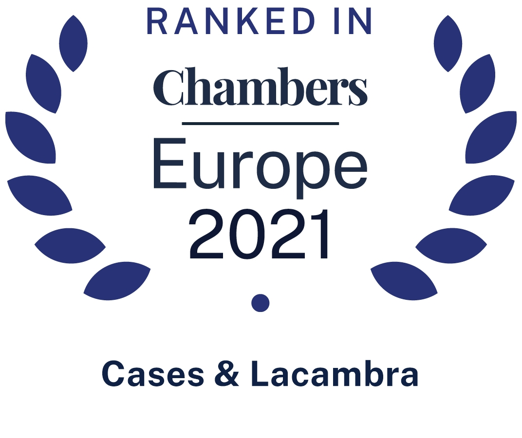 Chambers Europe Firma 2021