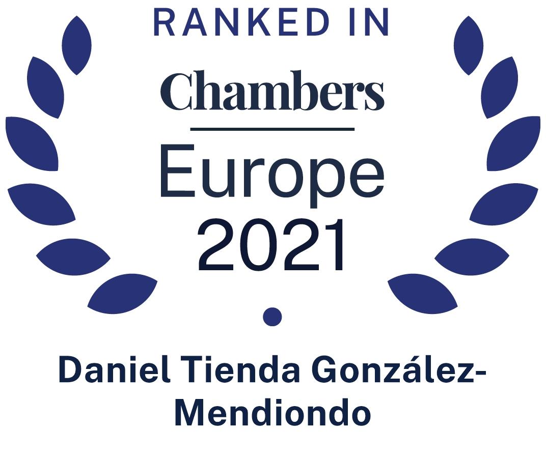 Chambers Europe Daniel Tienda