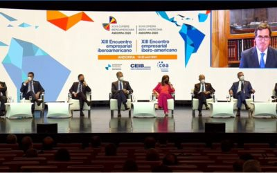 XIII Ibero-American Business Meeting – Two days of intense work conclude to make way for the XXVII Ibero-American Summit