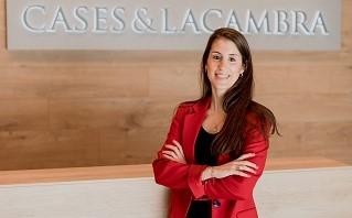 Marta Felipó, managing associate Cases&Lacambra