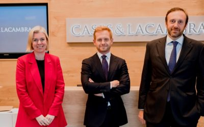 Cases & Lacambra strengthens its tax practice