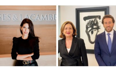 Cases&Lacambra promotes two new partners and appoints a new general secretary