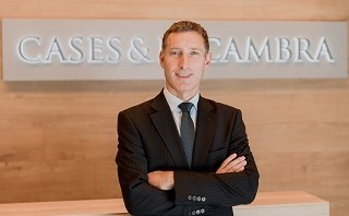 Marc Ambrós, socio de Cases&Lacambra